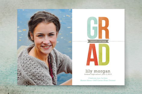Twenty Sixteen Graduation Announcements