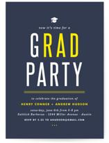 gRAD party by Lauren Chism