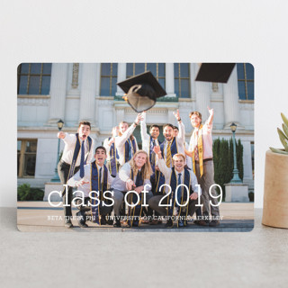 Happy Everything Graduation Announcements