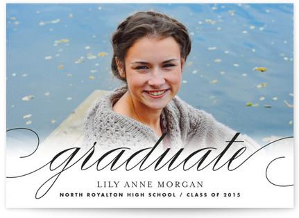 Boundless Pride Graduation Announcements