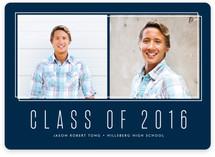 Framing Graduation Announcements