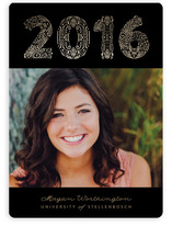 Amazing Year Graduation Announcements