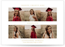 From Here To There Graduation Announcements