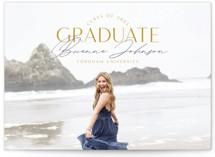 Signed Graduate Graduation Announcements