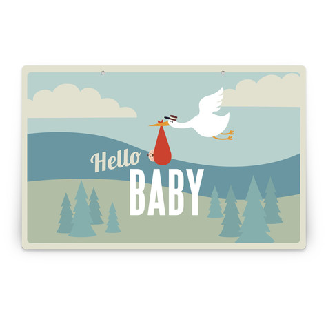 Adventurer Personalizable Party Greeting Signs