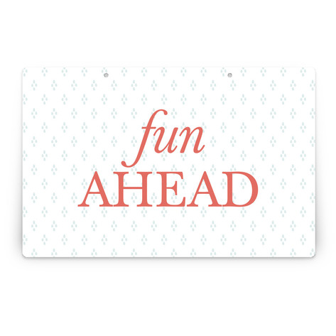 Kite Personalizable Party Greeting Signs