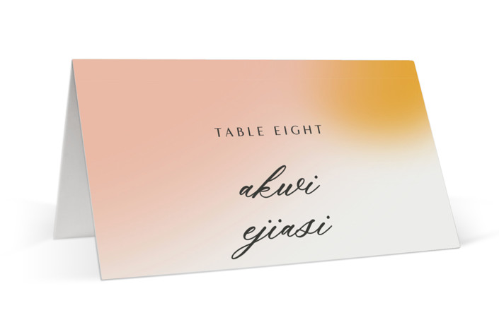 Blend Place Cards