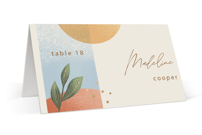 Essence Place Cards