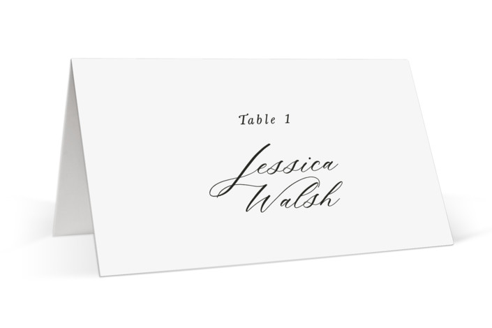 Arcadia Place Cards
