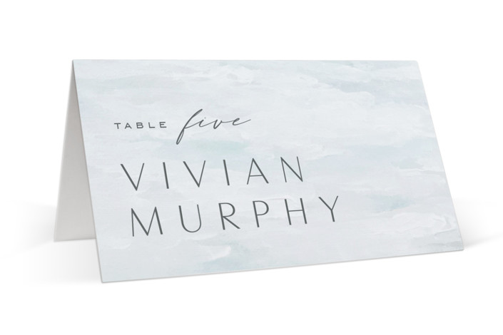At Sea Place Cards