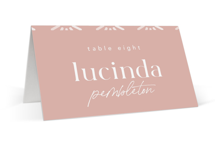 Party Accordingly Place Cards