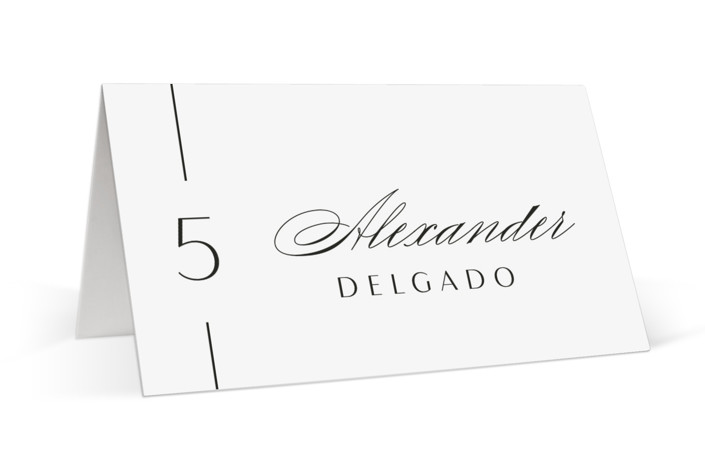Of Note Place Cards