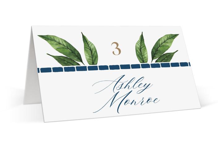 Mediterranean Tiles Place Cards