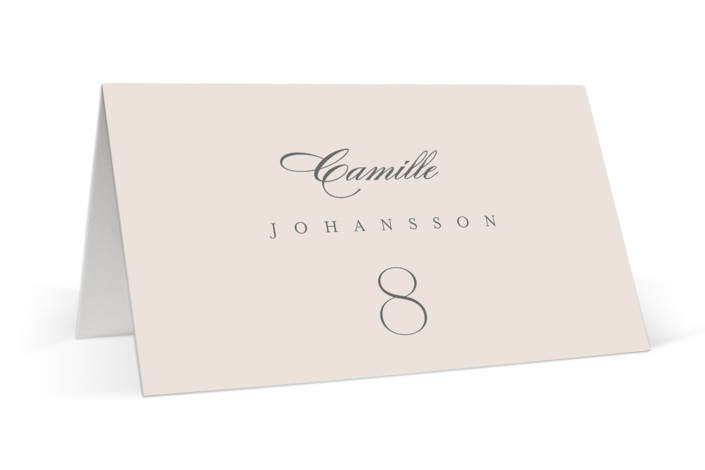 Anson Place Cards