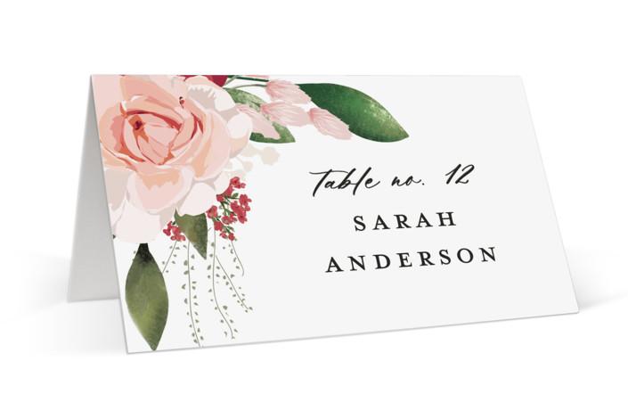 Blossom Place Cards