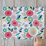 Floral Pattern by Trendy Peas
