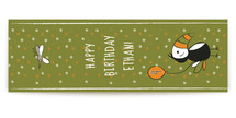 Jungle Jam Personalizable Table Runner