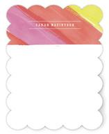 Fruitstripe Personalized Stationery