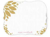 Golden Blooms