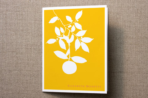 Tree Personalized Stationery