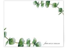 eucalyptus Personalized Stationery