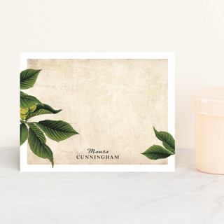 maura Personalized Stationery