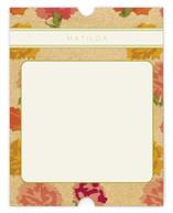 Matilda Kraft Personalized Stationery