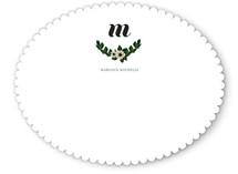 Heirloom Monogram Personalized Stationery