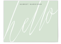 Little Whimsy Personalized Stationery
