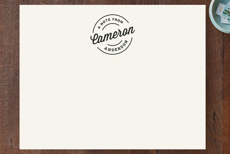 Alford Park Personalized Stationery