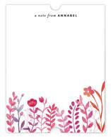 Handpainted Botanicals Personalized Stationery