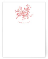 Elegance Illustrated Personalized Stationery