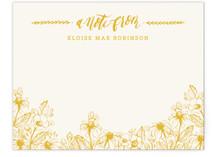 Wildflower Notes