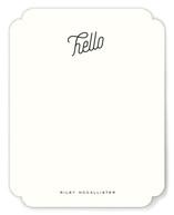 A Simple Hello