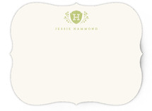 Monogram Crest