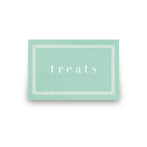 Guapa Personalizable Table Signs 2