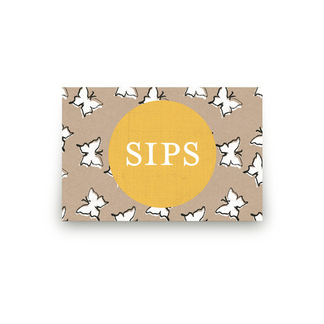 Wild Gardens Personalizable Table Signs 2