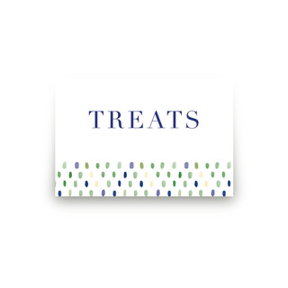 Ginkgo Personalizable Table Signs 1