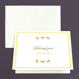 Bridal Shower Thank You Cards