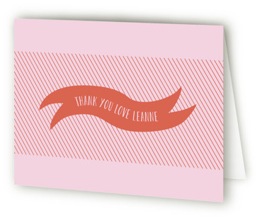 Mimosa Brunch Bridal Shower Thank You Cards