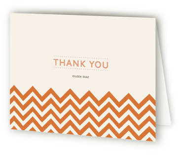 Art Deco Bridal Shower Thank You Cards