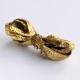 Gold Glitter Velvet