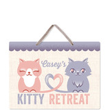 Kitty Retreat by Mandy Gordon