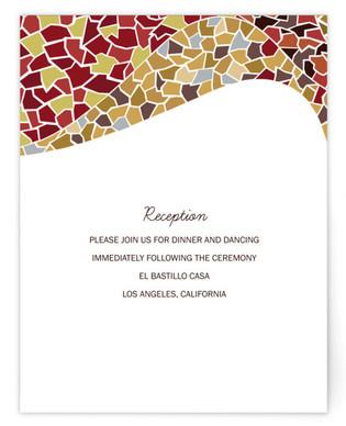 Espana Reception Cards