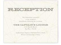 Cartography Reception Cards
