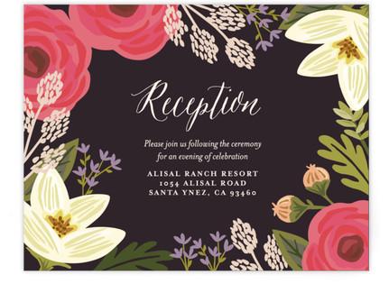 Rhapsody Reception Cards