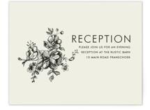 Elegance Illustrated Reception Cards