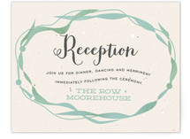 Whimsical Kelp Reception Cards