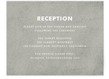 Big Wave Reception Cards
