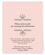 Classic Glam Reception Cards